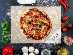 Rechteckige Pizzasteine