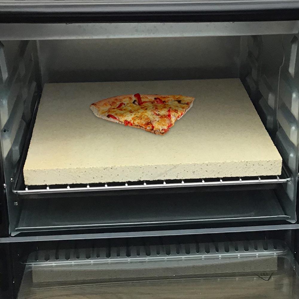 Pizzasteine für den Minibackofen