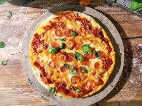 Pizzasteine aus Cordierit