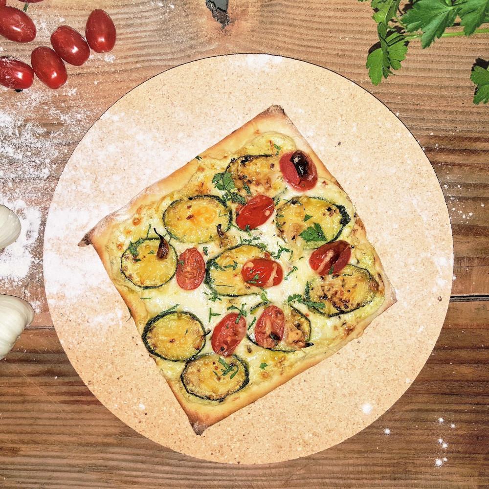 Pizzasteine aus Schamotte