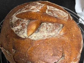 Testbericht: Brotbackstein aus Schamotte | Martinas Produkttest