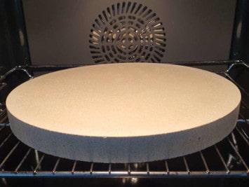Testbericht: Pizzastein für den Backofen | Sebastians Produkttest