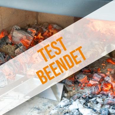 Anmeldung zum Kebab-Spieße mit Halterung Produkttest