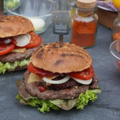 Anmeldung zum Produkttest für Burgerspieße Spießer 6er