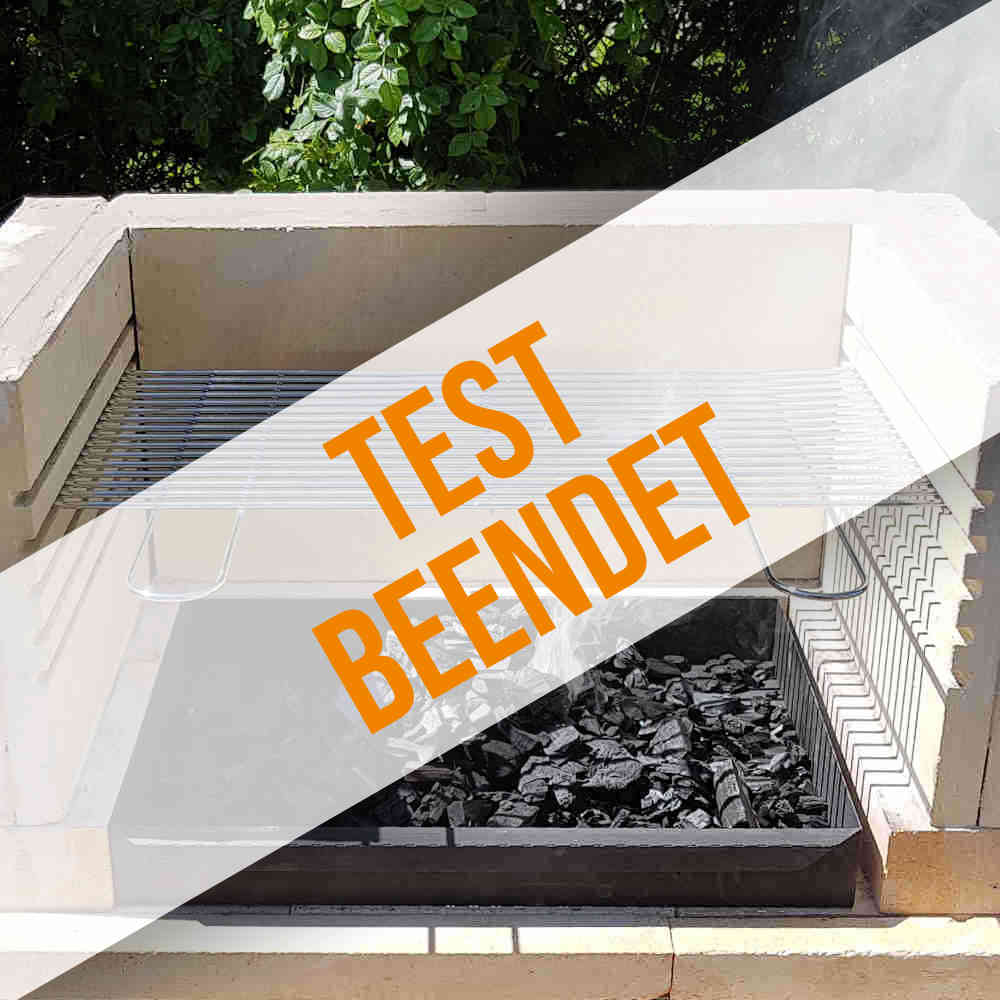 Anmeldung: Grillplatz Bausatz Porto im Produkttest