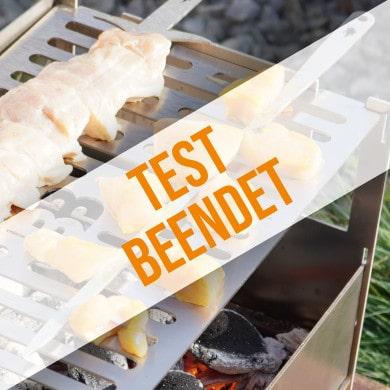 Anmeldung zum Produkttest für Grillspieß Wiking