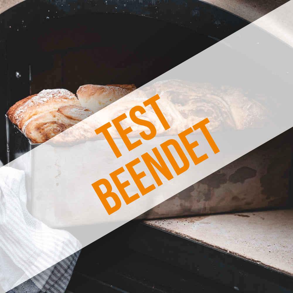 Anmeldung zum Kastenform-Produkttest