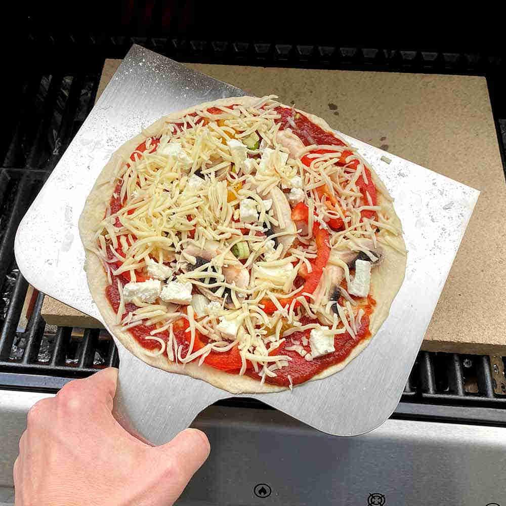 Pizzaschieber-Produkttest - Ergebnis