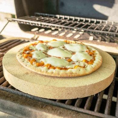 Pizzastein für den Grill im Produkttest - Testbericht