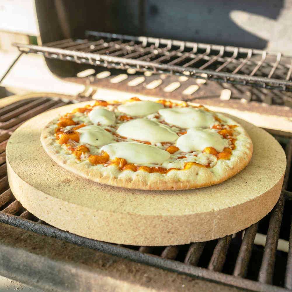 Pizzastein für den Grill im Produkttest - Ergebnis