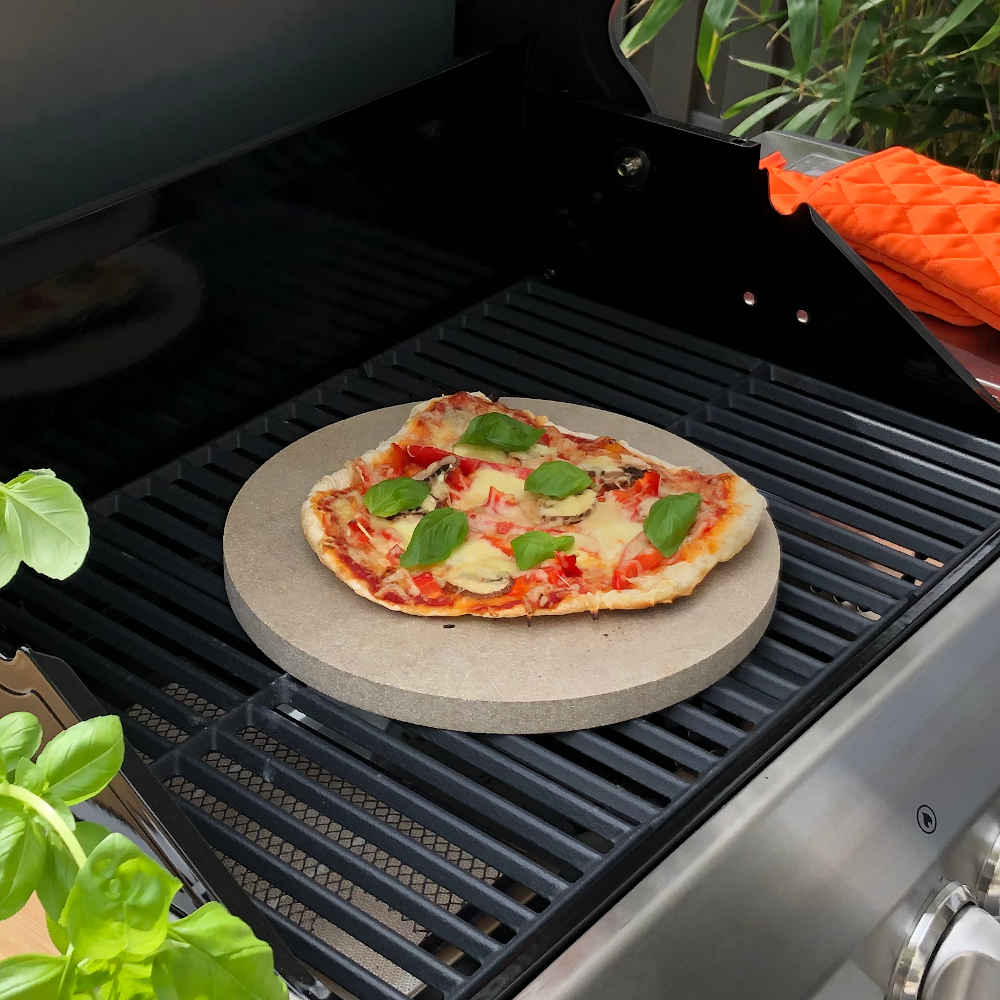 Anmeldung zum Pizzasteine-Produkttest