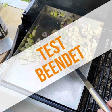 Anmeldung zum Plancha-Produkttest