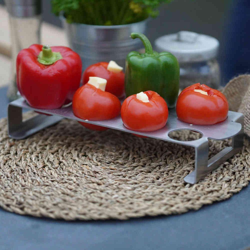 Anmeldung zum Tomaten- & Paprika-Halter-Produkttest