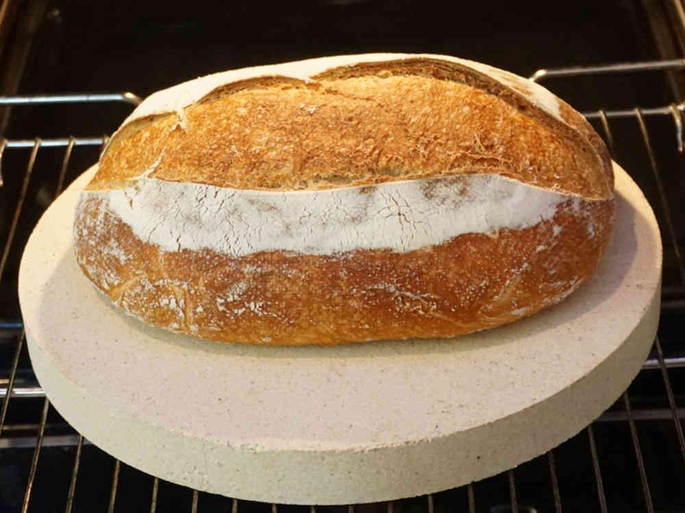 Testbericht: Brotbackstein aus Schamotte | Tims Produkttest