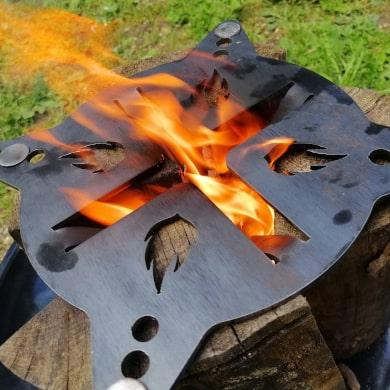 Schwedenfeuerplatte im Produkttest - Testbericht