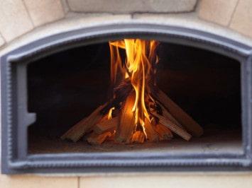 Pizzaofen richtig anfeuern