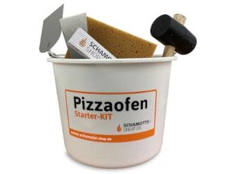 Werkzeug-Starter-Kit für Pizzaöfen