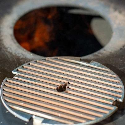 Grillrost Einsatz für die Feuerplatte