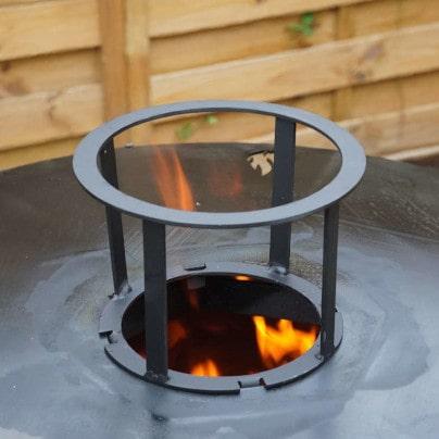 Spießständer für Feuerplatten