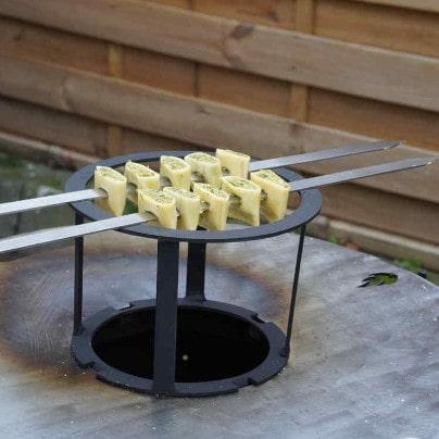 Grill- oder Kebab-Spieße