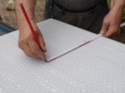 Verwendung und Verarbeitung von Kalzium Silikat Platten