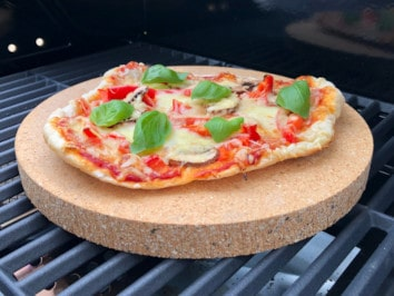 Rezepte für den Pizzastein