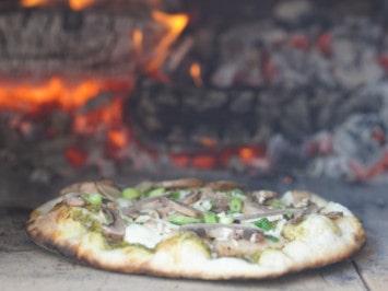 Pizza Rezept Chicken Fajita