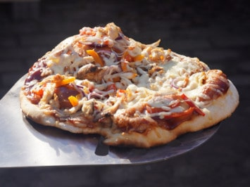 Pulled Pork Pizza Rezept