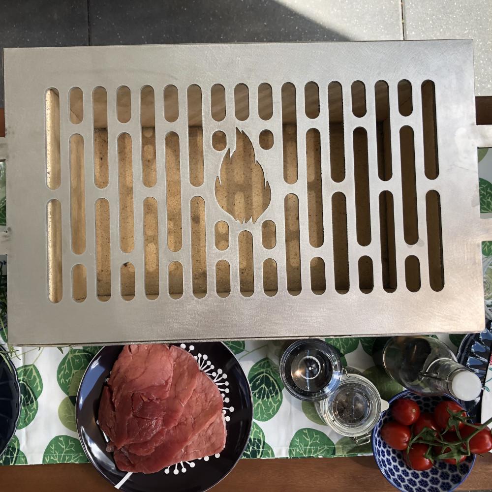 Japanischer Tischgrill