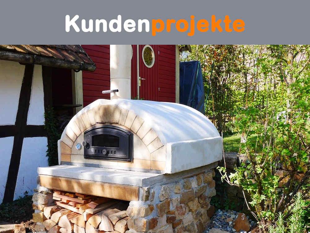 Kundenprojekte von Schamotte-Shop.de