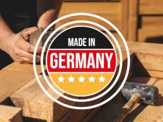 Made in Germany - Produkte hergestellt in Deutschland