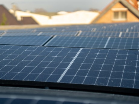 Ökologische Nachhaltigkeit: Strom aus erneuerbaren Energien