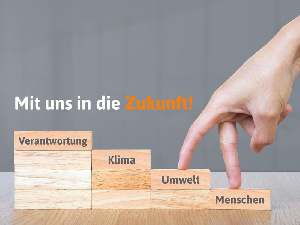Nachhaltigkeit im Schamotte-Shop.de