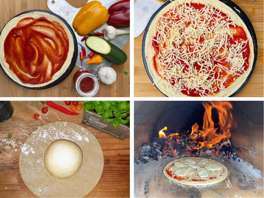 3 Tipps für die perfekte Pizza