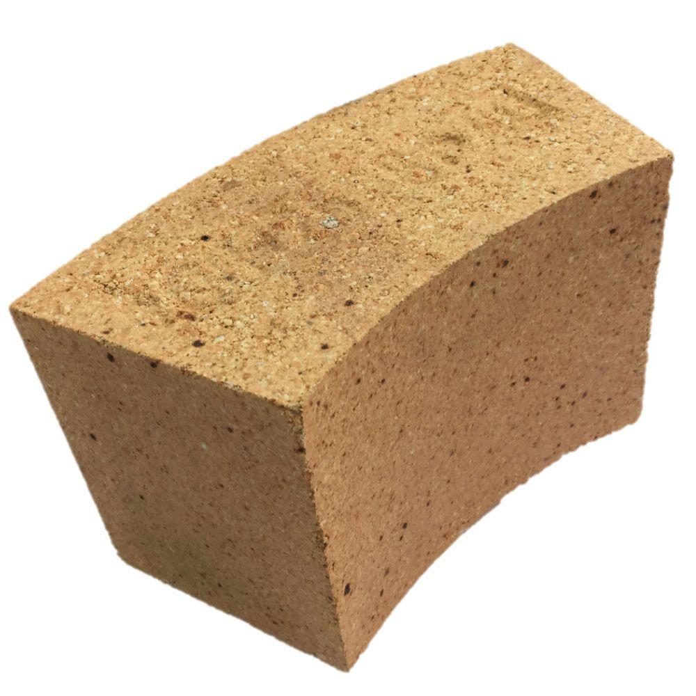 Was sind Schamottsteine - Radialsteine