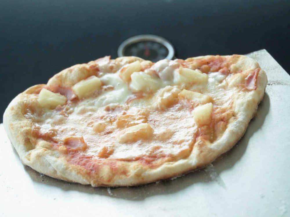 Testbericht: Pizzaschieber aus Edelstahl