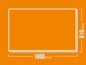Vermiculite Platten 1000x610mm