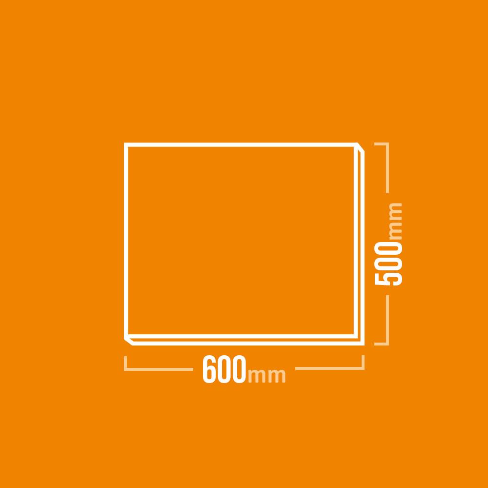 Vermiculite Platten 600x500mm