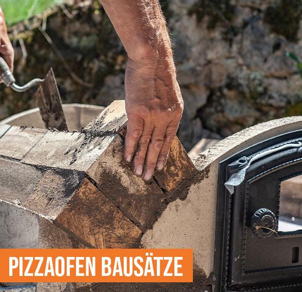 Pizzaöfen Bausätze