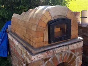 Pizzaofen Bausätze