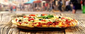 Pizza wie in Italien - Pizzastein - Pizzaofen Bausatz - schamotte.shop.de
