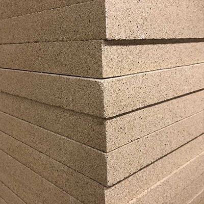Vermiculite Platten