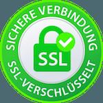 Schamotte-Shop.de ist SSL verschlüsselt